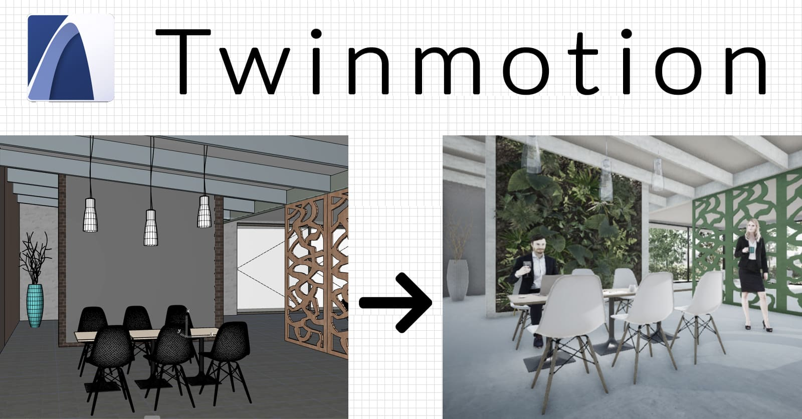 Archicad - Eksport do Twinmotion (Poradnik, tutorial)