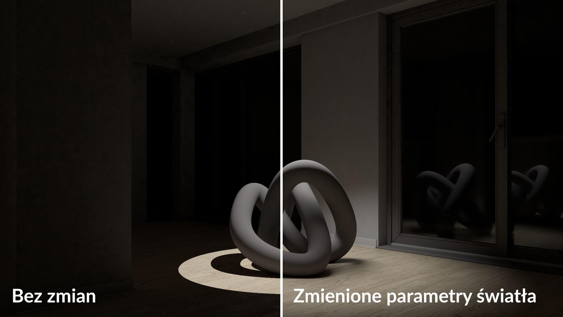 Światła Vray - Sketchup - Jak oświetlić scenę - Poradnik